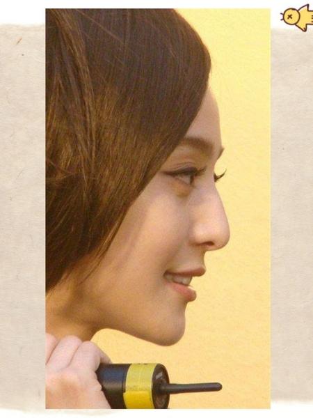 组图:赵薇林志玲 女星绝美侧脸比拼-奢侈品频道-和讯