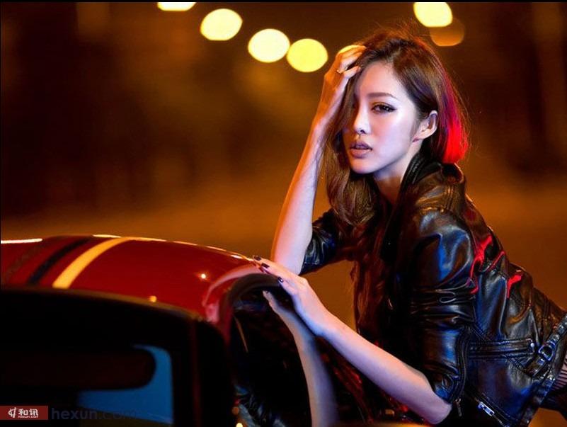 美女蕾丝诱惑 深夜挑逗你视觉神经 汽车频道