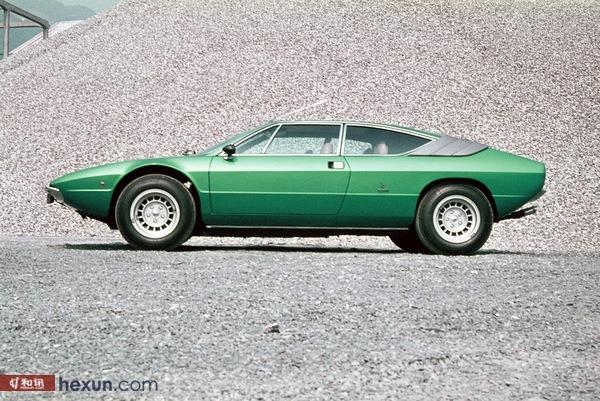 组图:意大利博通汽车设计公司经典设计一览