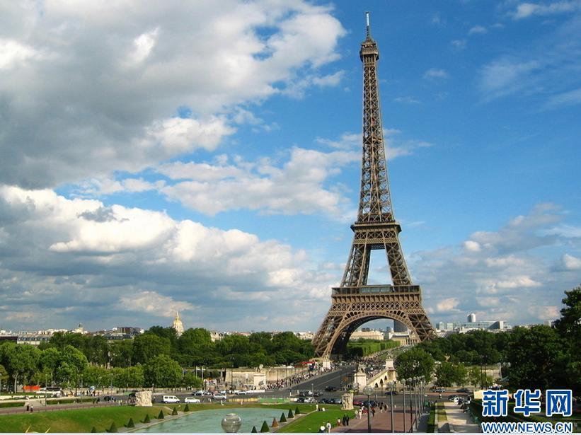 埃菲尔铁塔成欧洲最值钱地标建筑