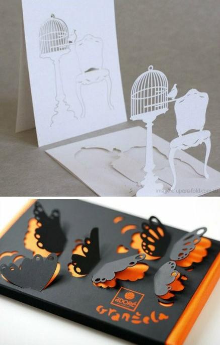 创意绝伦的立体剪纸艺术(组图)