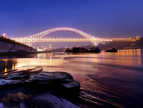 金沙江大桥坍塌_金沙江大桥坍塌10万人受困赏著名大桥组图