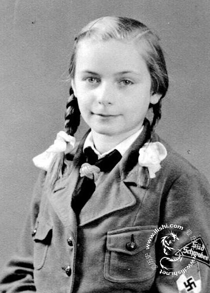 揭秘纳粹的少女养成计划组图