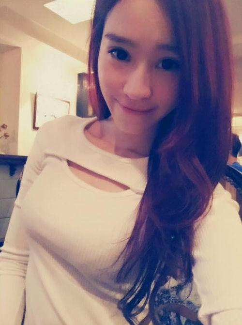 台湾包子店性感美女走红 盘点最美包子妹海量