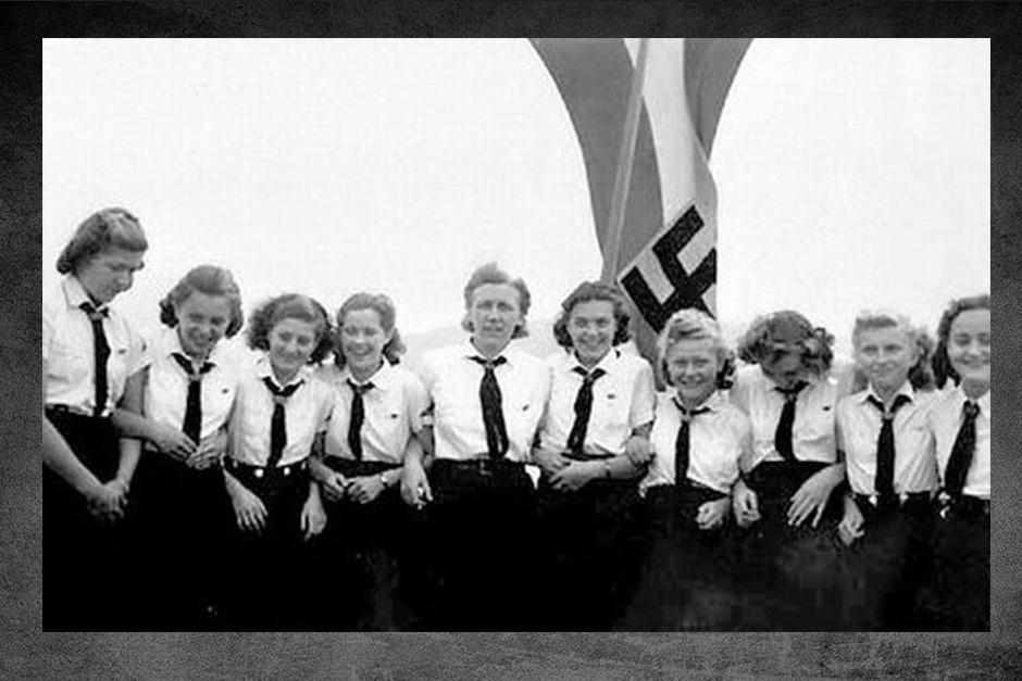 德国少女联盟:纳粹唯一的女性青年组织 读书频