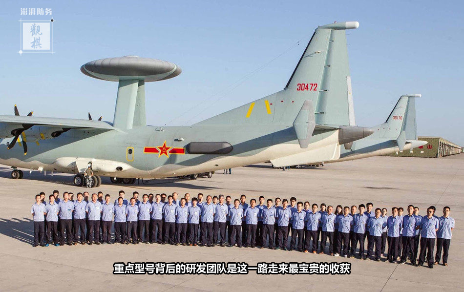 盘点中国空军电子战飞机