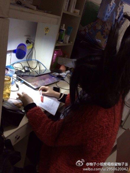 夫妻:学霸初中同桌携手从初中走红到牛津读博技巧电学解题组图图片